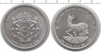 Каталог монет - монета  Габон 1000 франков