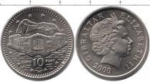 Каталог монет - монета  Гибралтар 10 пенсов