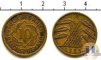 Каталог монет - монета  Германия 10 пфеннигов