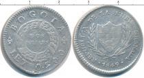 Каталог монет - монета  Колумбия 2 реала