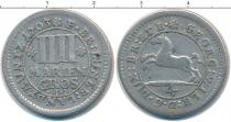 Каталог монет - монета  Брауншвайг-Люнебург-Каленберг-Ганновер 4 гроша