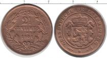 Каталог монет - монета  Люксембург 2 1/2 сентима