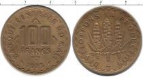 Каталог монет - монета  Мали 100 франков