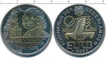 Каталог монет - монета  Нидерланды 10 евро