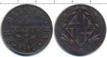 Каталог монет - монета  Барселона 4 кварты