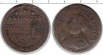 Каталог монет - монета  Италия 2 1/2 байоччи