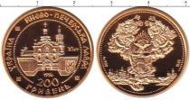 Каталог монет - монета  Украина 200 гривен