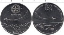 Каталог монет - монета  Португалия 2 1/2 евро