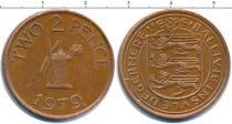 Каталог монет - монета  Остров Джерси 2 пенса
