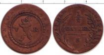 Каталог монет - монета  Аппенцелль-Ауссероден 1/2 батзена