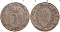 Каталог монет - монета  Базель 3 батзена