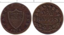 Каталог монет - монета  Вауд 2 1/2 раппа
