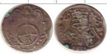 Каталог монет - монета  Саксен-Веймар-Эйзенах 3 пфеннига
