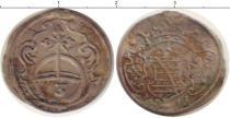 Каталог монет - монета  Саксония 3 пфеннига