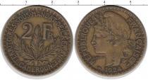 Каталог монет - монета  Камерун 2 франка