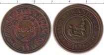Каталог монет - монета  Цейлон 19 центов