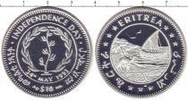 Каталог монет - монета  Эритрея 10 долларов