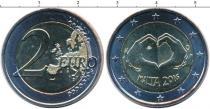 Каталог монет - монета  Мальта 2 евро