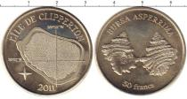 Каталог монет - монета  Остров Клиппертон 50 франков
