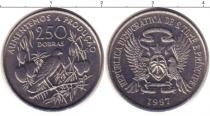 Каталог монет - монета  Сан-Томе и Принсипи 250 добрас