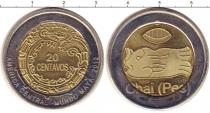 Каталог монет - монета  Мексика 20 сентаво