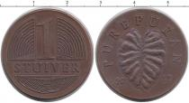 Каталог монет - монета  Океания 1 стюивер