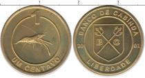 Каталог монет - монета  Кабинда 1 сентаво