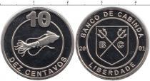 Каталог монет - монета  Кабинда 10 сентаво