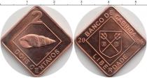 Каталог монет - монета  Кабинда 2 сентаво