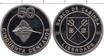 Каталог монет - монета  Кабинда 50 сентаво