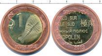 Каталог монет - монета  Арктика 1 доллар