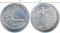 Каталог монет - монета  Эстония 1 пфенниг