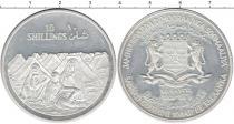 Каталог монет - монета  Сомали 10 шиллингов