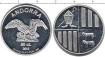 Каталог монет - монета  Андорра 20 сантим