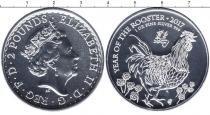 Каталог монет - монета  Великобритания 2 фунта