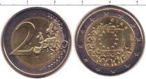 Каталог монет - монета  Ирландия 2 евро