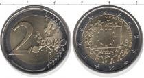 Каталог монет - монета  Финляндия 2 евро