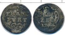 Каталог монет - монета  Франкфурт 1 крейцер