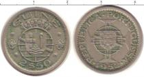 Каталог монет - монета  Гвинея-Бисау 2 1/2 эскудо