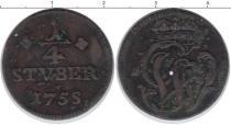 Каталог монет - монета  Вауд 1/4 стюбера