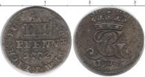 Каталог монет - монета  Ганновер 4 пфеннига