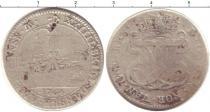 Каталог монет - монета  Датская Вест-Индия 24 скиллинга