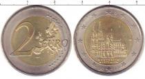Каталог монет - монета  ФРГ 2 евро