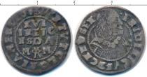 Каталог монет - монета  Шлезвиг-Хольштайн 1/16 талера