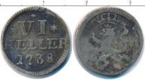 Каталог монет - монета  Гессен-Кассель 6 геллеров