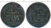 Каталог монет - монета  Польша 1/24 талера