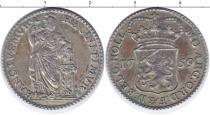 Каталог монет - монета  Утрехт 1/4 гульдена