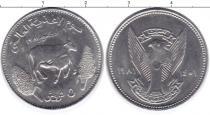 Каталог монет - монета  Судан 5 кирш