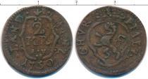 Каталог монет - монета  Пфальц-Сульбах 2 крейцера