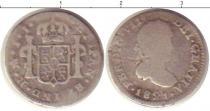 Каталог монет - монета  Мексика 1/2 реала